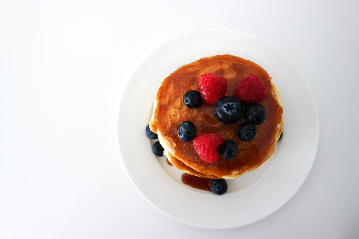 fluffy pancakes recept