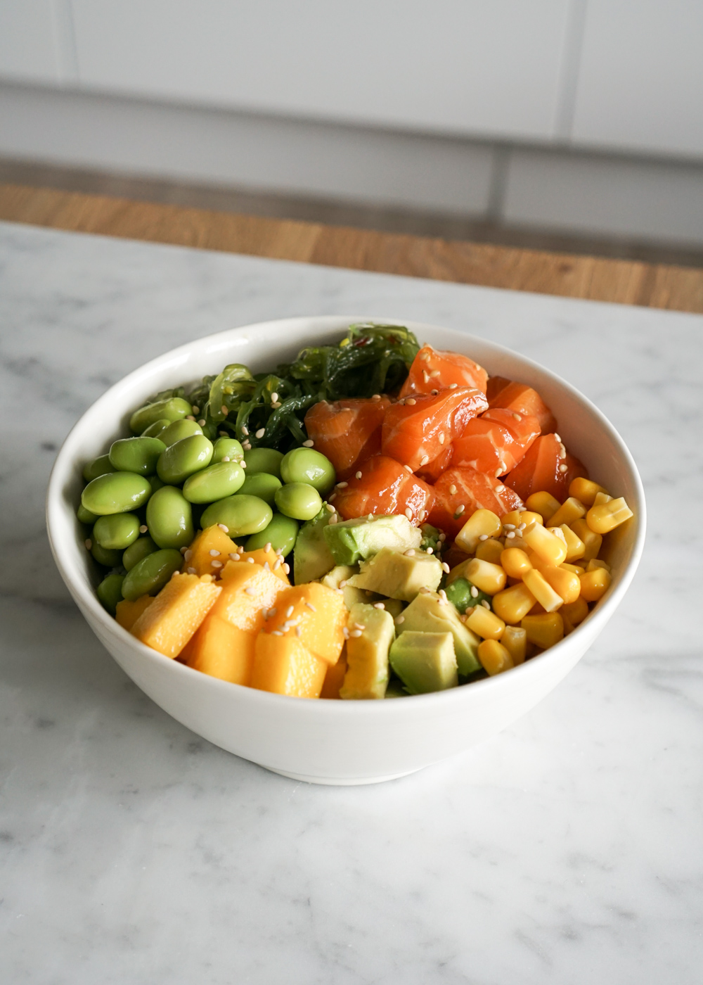 poké bowl recept